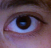 sorcyress: Just a picture of my eye ()