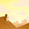 marcicat: (cats at sunrise)