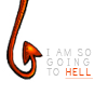 tsukinofaerii: I am so going to Hell (Going to hell)