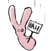 moonlettuce: (Bunny: Bah)