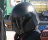 sporky_rat: My Mandalorian Helmet  (armor)
