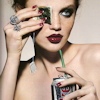 langwidere: a cintia dicker editorial (diet coke makes you beautiful)