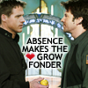 scrollgirl: john and cam in atlantis with a lemon (sg-1 sga john/cam heart)