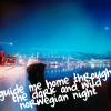 misscam: (Norwegian night)
