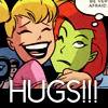 harlequin_doll: (IVY & HARLEY: HUGS!)