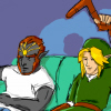 turntap: ([LoZ] It's the Link and Ganondorf Shooow)