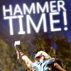 iceshade: (Thor: hammer time)