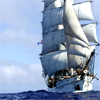 kate: Tall ship with full sails (Tall Ship: full sails)
