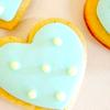 cesia: (heart cake)