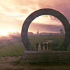 glinda: sunset stargate (gate)