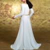 kitchen_maid: (White Dress)