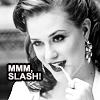 maximuski: (the queen likes slash)