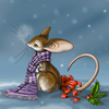 utterbasketcase: (sad mouse christmas)