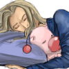self_replication: (Sleeping with a toy)