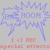 glinda: sound design geek (bbc fangirl)