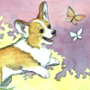 raanve: (Corgi - art by Christian Slade)
