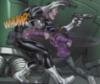 darkblade: (Molly vs Punisher)