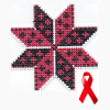 mrs_sweetpeach: (Eight-pointed star with AIDS ribbon)