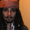 the_prodigal: close-up of me in Halloween costume (dress up)