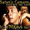 artemis10002000: satan's camaro is stalking me!, Transformers (satan's camaro)