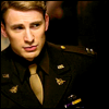 thekidfrombrooklyn: steve in his army dress greens (dress uniform - what?)