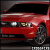autobotcrossfire: 2010 Ford Mustang GT. (Crossfire - Mustang.)