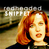 tree: scully; text: redheaded snippet ([xf] redheaded snippet)