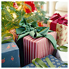 susanreads: wrapped presents (xmas)