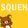 nenya_kanadka: cartoon teddy squees with joy (@ squeh!)