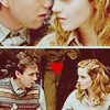 vane_nt: Neville/Hermione - Kiss?, by streetcatx. Originally posted at LJ community hermioneville. (Neville Hermione Kiss)