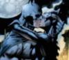 shadowpsykie: Romantic/Love (Bat/Cat kiss)