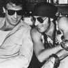 sohotrightnow: Bruce Springsteen and Steven Van Zandt being dorks. ([bandom] wildest things we'd ever seen)