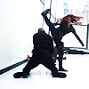 toxic_tsarina: I'm bad behavior but I do it in the best way (Fighting - Ke-ai! ninja kick)