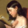 sporangia: (Girl Reading)