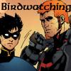 darthbatgirl: Roy and Tim together (Birdwatching)