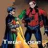 darthbatgirl: Roy and Tim together (True Love)
