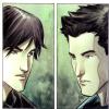 darthbatgirl: Kon and Tim together (Kon/Tim)