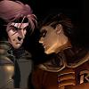 darthbatgirl: Remy and Tim together (Gambit/Tim)