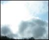 humilie_fleur: A picture of the blue blue sky! (Sky)