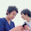 kyraensui: (Nino & Ohno // LoL. Fun times.)