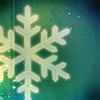 surelle: (teal snowflake)