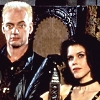sharpest_asp: Lacroix and Janette together (Forever Knight: Lacroix Janette)