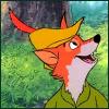 jazzypom: disney's robin hood that's the one with the fox (disney)
