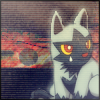 avalanche: Poochyena Pokémon, bit glaring. Is watching your steps, attentive. (Poochyena)