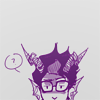 veebox: Eridan Ampora ☆ Homestuck (And washed it away)