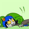 veebox: Nepeta Leijon ☆ Homestuck (try dodging all the doucebag guys)