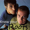 ext_9389: Star Trek know your roots (K/S, Star Trek)