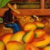 bossymarmalade: mango man by william templeton (mango doudou sou se matin savez-vous)