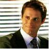 sarcasticsra: Sam Jaeger, smirking (both sides: extras: tim)