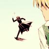 ruffledraven: (running away // can not)